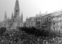 Demonstration gegen die Ermordung Walter Rathenaus 1922